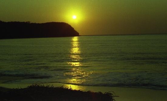 Surf Mex: Punta Negra sunset