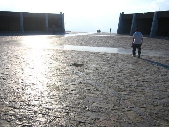 Guanajuato, Mexico: The stone floor