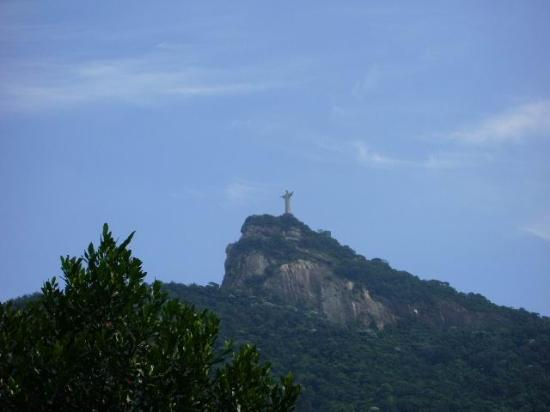 State of Rio de Janeiro: Corcovado from Tijuca Park