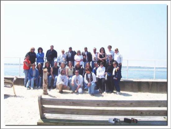 Oceanic Motel : the members