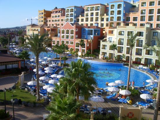 Bahia Principe Costa Adeje: Bahia Principe Tenerife - Main Hotel