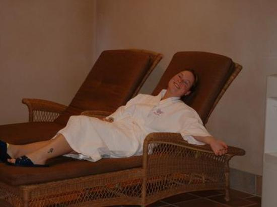 Elemis Spa at the Aladdin: Ahh Spa!