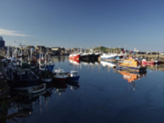 Cabo de Howth: Boats