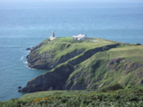 Howth, Ireland: Lighthouse