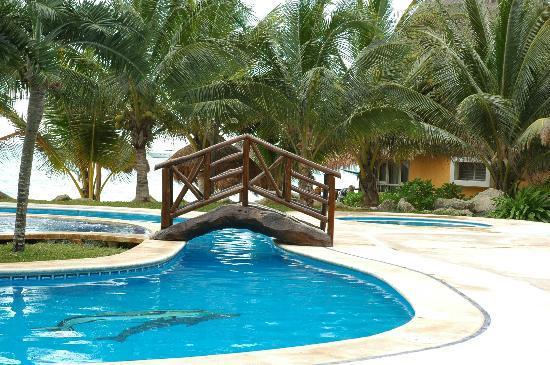 Mahekal Beach Resort: Pool