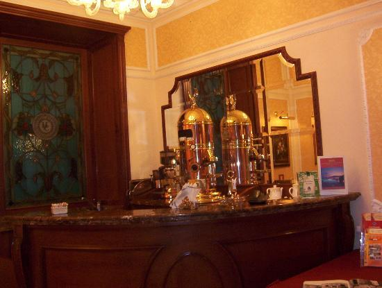 Hotel Dei Consoli: Breakfast Room