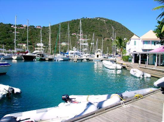 Soper's Hole: Sopers Hole Wharf and Marina