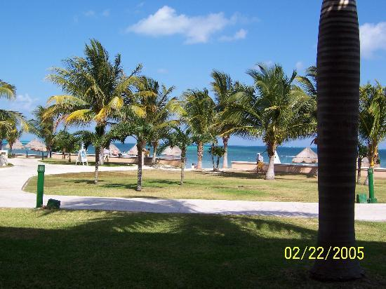 Moon Palace Cancun: View from our room
