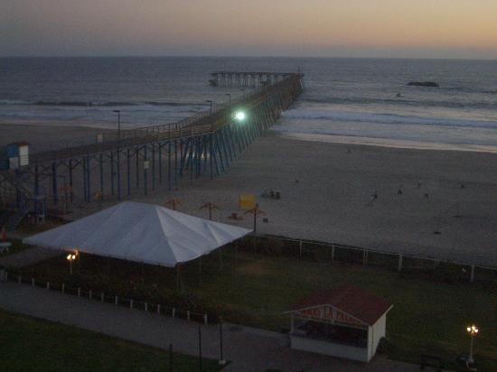 Rosarito, México: View from our hotel room