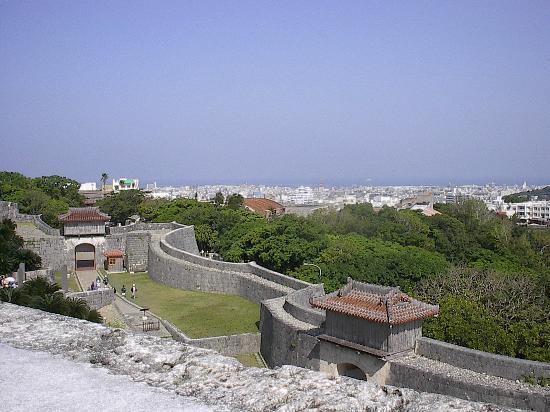 Okinawa, Japan: Shuri Castle, Naha