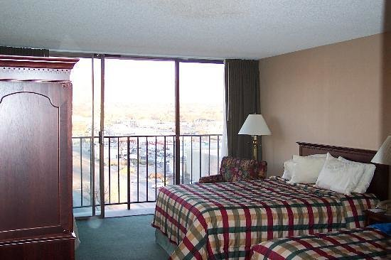 Hotel RL By Red Lion Salt Lake City: Very clean room