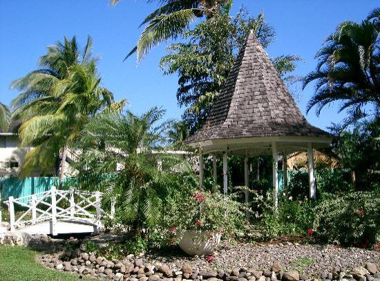 Sandals Negril Beach Resort Spa Garden Wedding