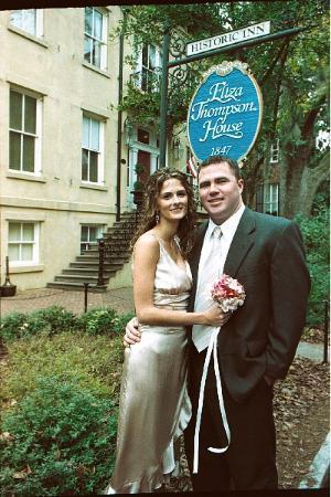Eliza thompson house wedding