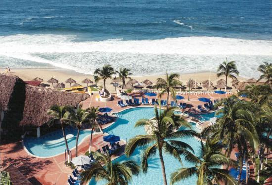 Krystal Ixtapa: view from our room