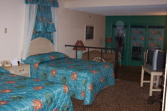 Ocean City Jeep Week >> Cabana Room - Picture of The Commander Hotel, Ocean City ...