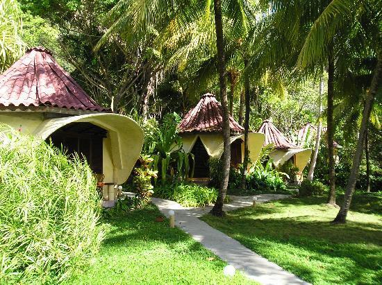 Ylang Ylang Beach Resort: Ocean-front bungalows