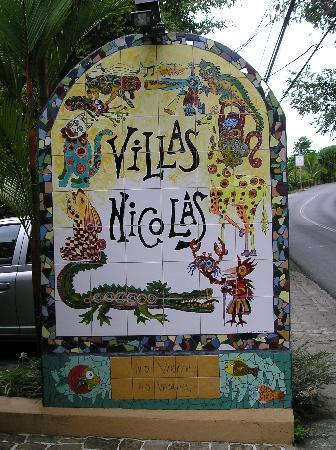 Villas Nicolas ภาพถ่าย