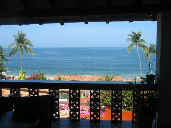 Casa Corazon : view from room 2
