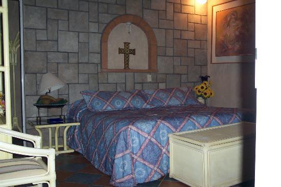 La Cruz de Huanacaxtle, Mexiko: BR in guest house