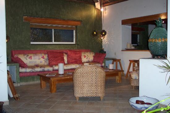 La Cruz de Huanacaxtle, Mexiko: LR in guest house