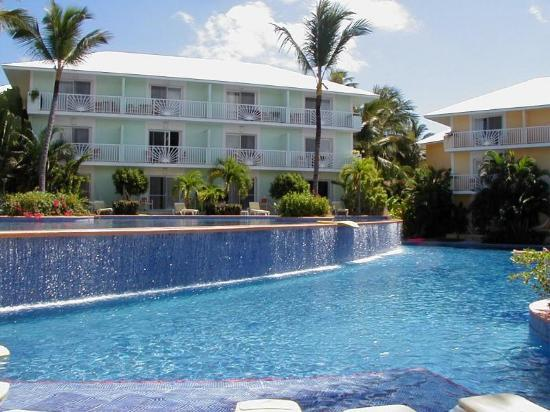 Excellence Punta Cana: waterfall pool