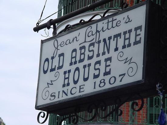 ‪Old Absinthe House‬