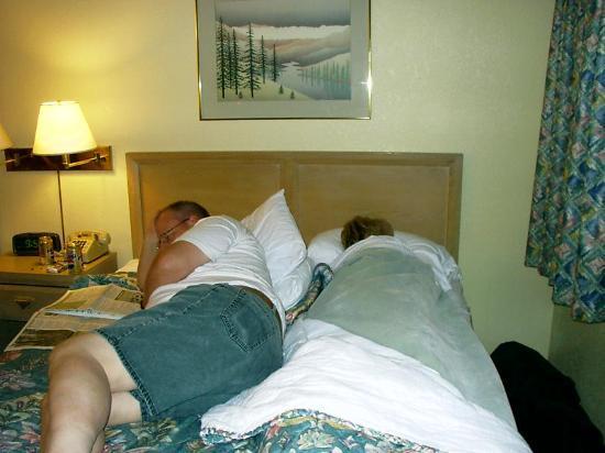 Yosemite Inn : more lounging at the motel