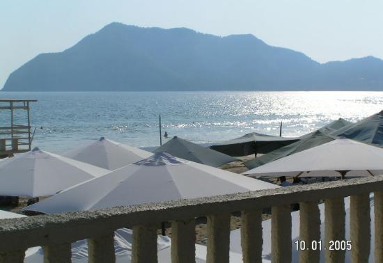 Gran Festivall All Inclusive Resort: View from Beach Restaurant
