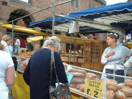 ذا تشيز هوتل: The European Market