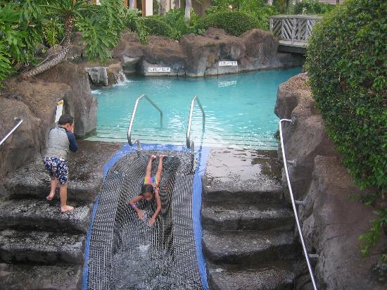 Sheraton Maui Resort & Spa : Best Pool!