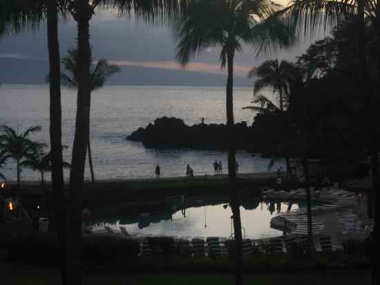 Sheraton Maui Resort & Spa : Beautiful sunset