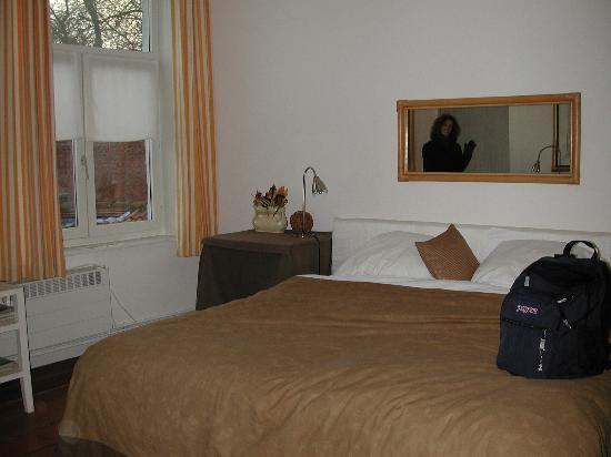 Absoluut Verhulst: Typical Double Room