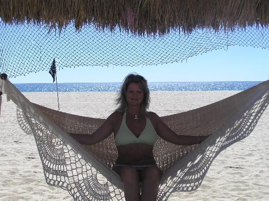 Holiday Inn Resort Los Cabos All-Inclusive: Beautiful Hammock's on the Beach