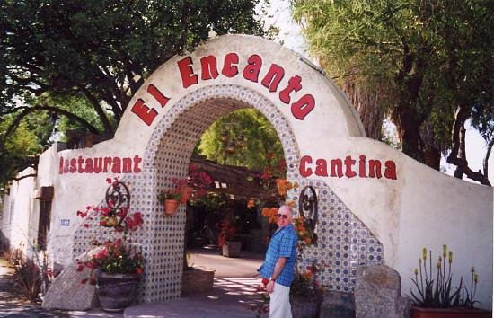 El Encanto Mexican Patio Cafe
