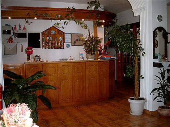 Armonia Hotel : income hall