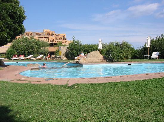 Chia Laguna - Hotel Village: Hotel Pool
