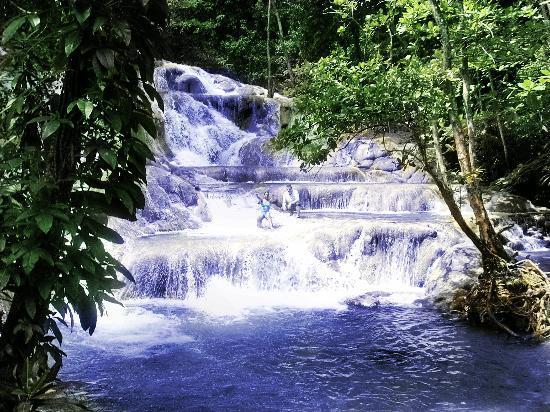 Sand Castles Resort: dunns river falls