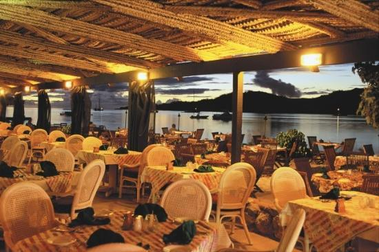 Plantation Island Resort: The Restaurant