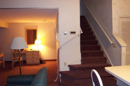 Penthouse Suite Living Room Picture Of Residence Inn Wilmington Newark Ch
