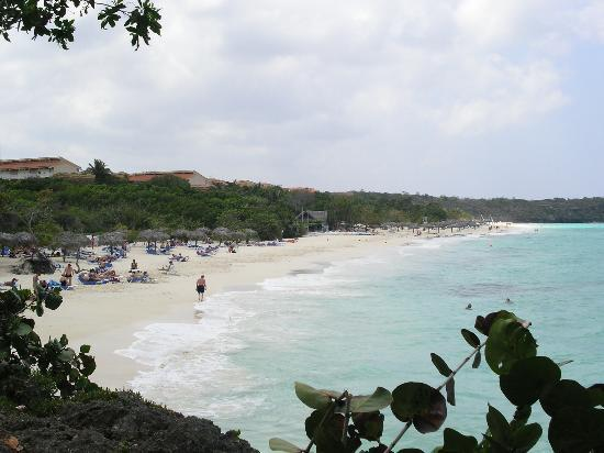 Paradisus Rio de Oro Resort & Spa: The main beach