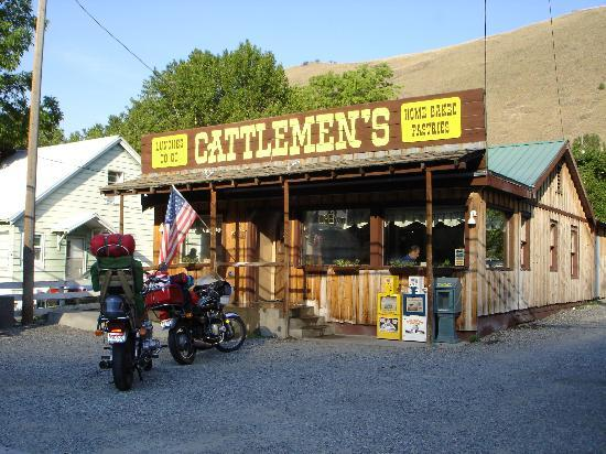 Riggins Motel: Cattlemen's Restaurant