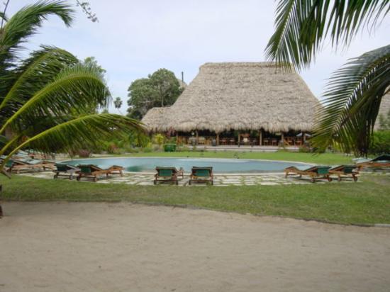 Turtle Inn: The resort