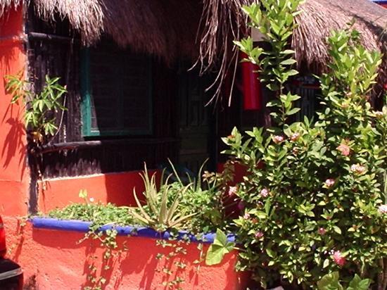 Hotel Costa del Mar: outside cabana