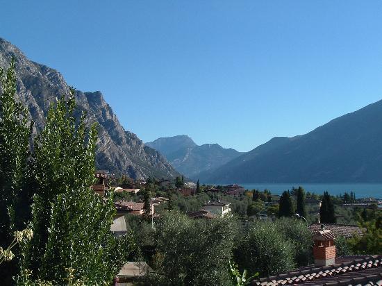 Hotel Saturno: View from hotel garden