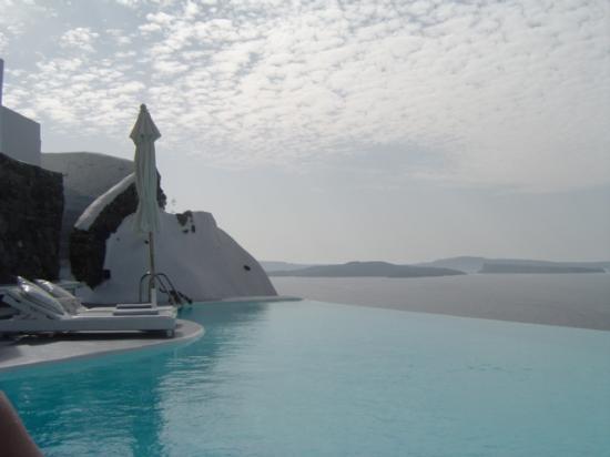 Katikies Hotel: Pool