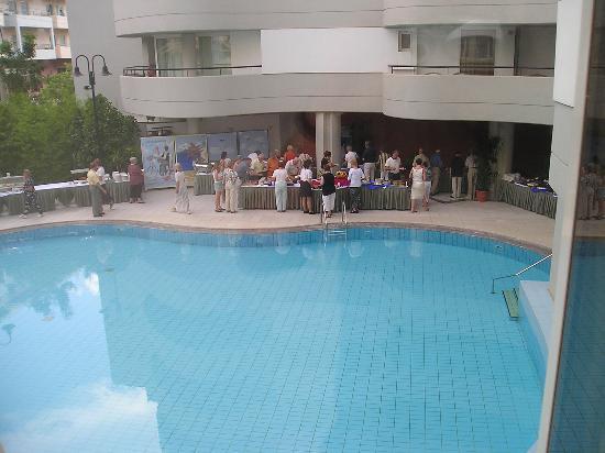 Aquila Porto Rethymno : swimming pool