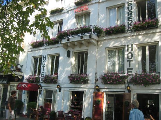 Amsterdam House Hotel: the hotel