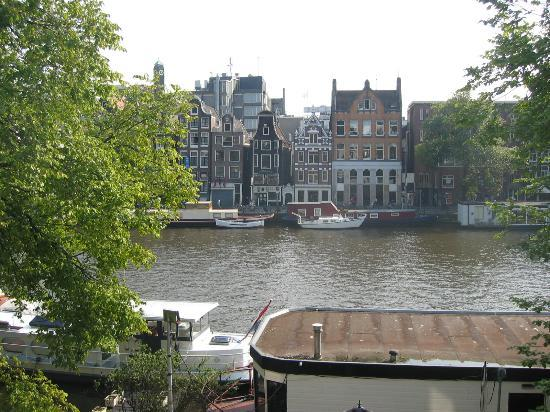Amsterdam House Hotel: view from room
