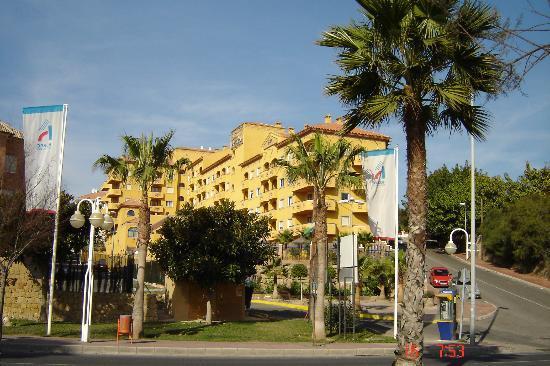 Hotel Apartamentos Vistamar: View of Hotel