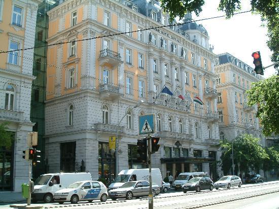 Corinthia Hotel Budapest: Corinthia Grand Hotel Royal, Budapest.